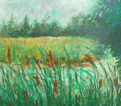 Wind in the Cat Tails